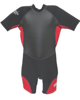 Loose Unit Mens Flexon Springer Wetsuit  - Short Sleeve & Leg