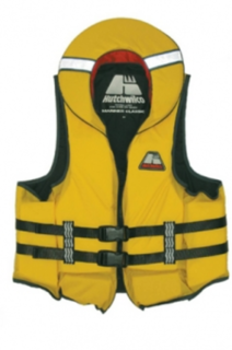 Hutchwilco Mariner Classic Nylon Life Jacket  Adult