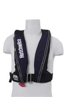 Hutchwilco Adults Super Comfort Manual Inflatable Life Jacket 150N