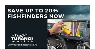 Wana Save 20% off Lowrance Fishfinders???
