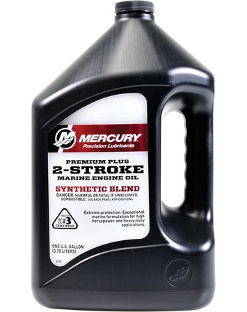 Mercury 2 Stroke Oil