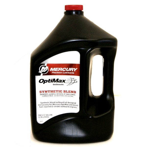 Mercury Optimax Oil