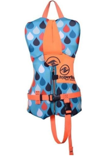 Hyperlite Children's Neoprene  Vest Life Jacket