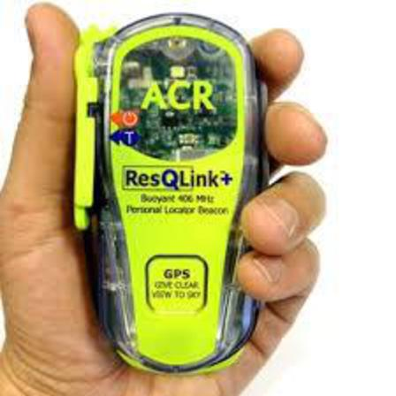 ACR Resqlink Personal Locator Beacon Floating GPS