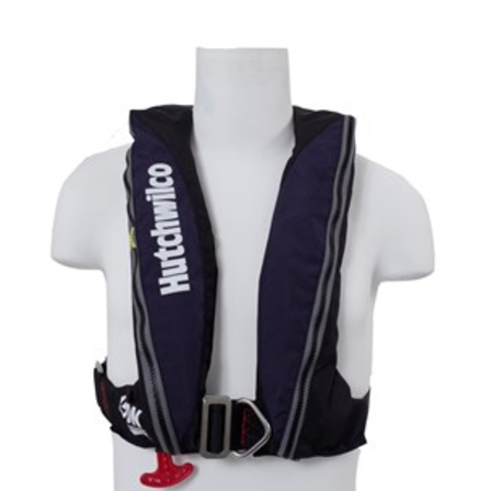 Hutchwilco Super Comfort GP150N Auto Inflatable Life Jacket