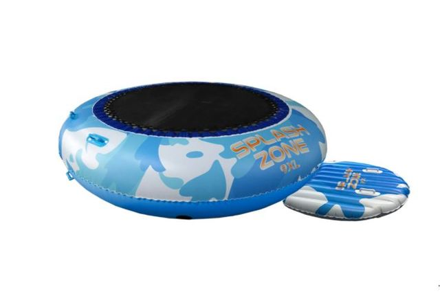 SPLASH ZONE WATER TRAMPOLINE