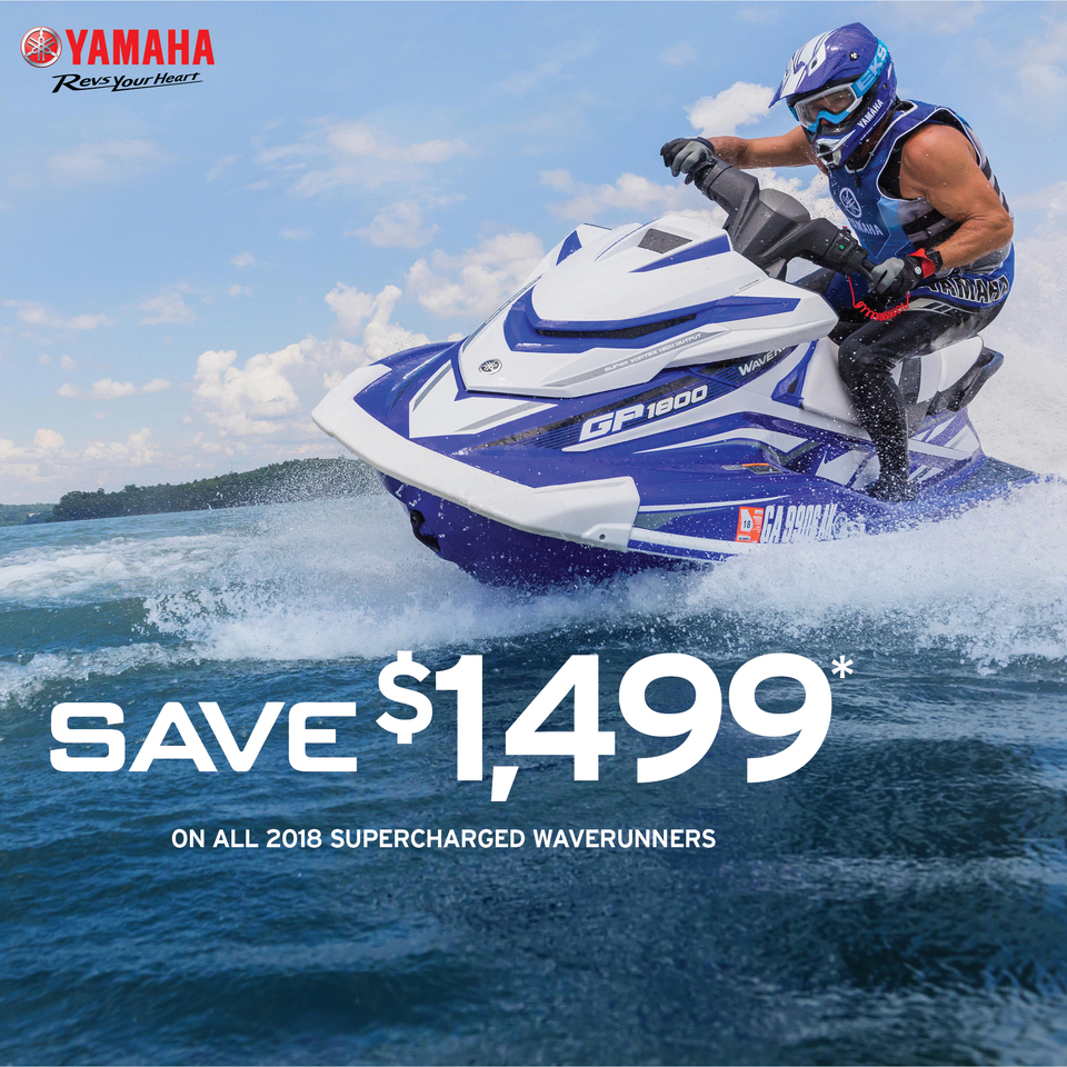 18' Supercharged Jetskis On Sale Now