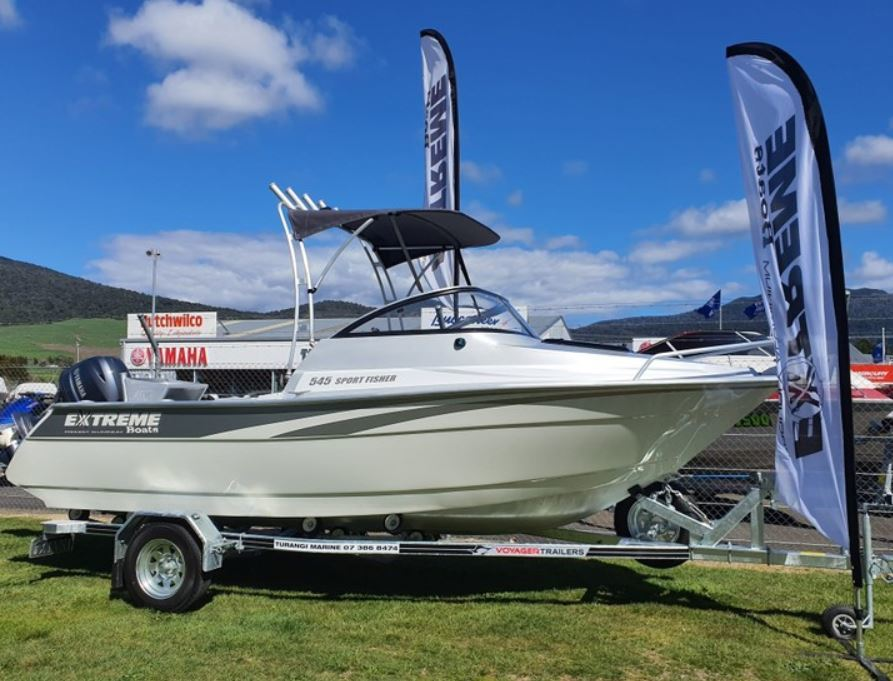 Don't wait a year for a new boat pacakge!