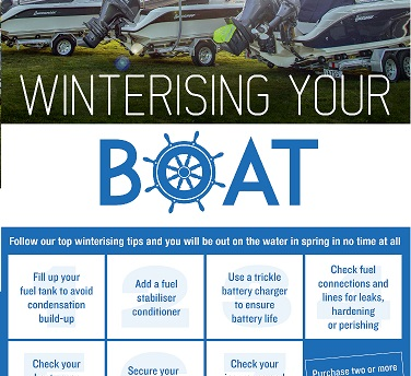 Winterise Your Boat & Save!