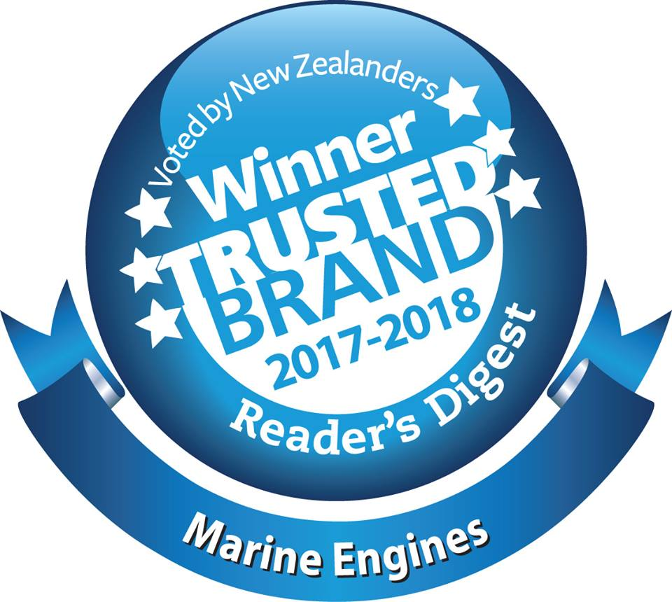Most Trusted Outboard Brand - Yamaha